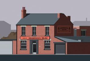 Henderson's Relish Factory